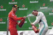 Kubica ostatni w Chinach, 75. triumf Hamiltona