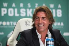 Legia - Górnik Zabrze. Ricardo Sa Pinto przed meczem. Wideo