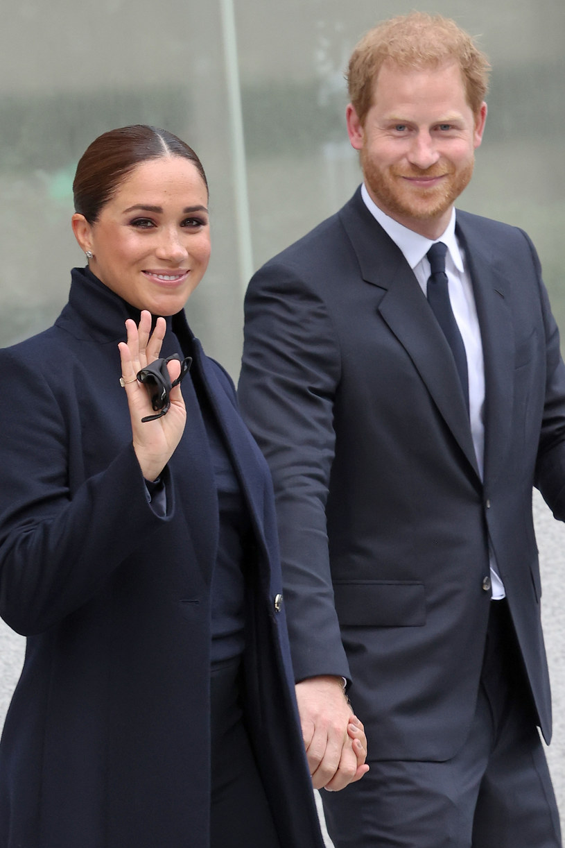 Meghan Markle felt great again in front of the camera lenses / Taylor Hill / Getty Images