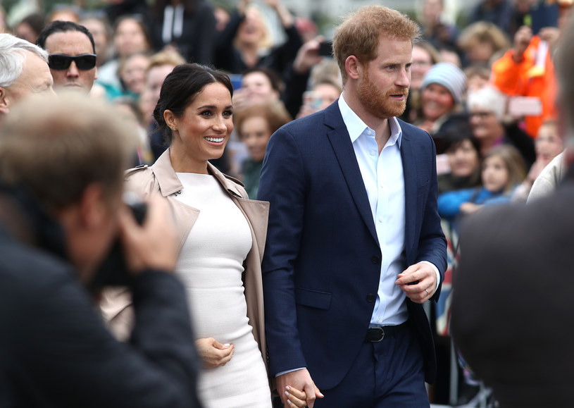 Meghan Markle and Prince Harry / Phil Walter / Staff / Getty Images