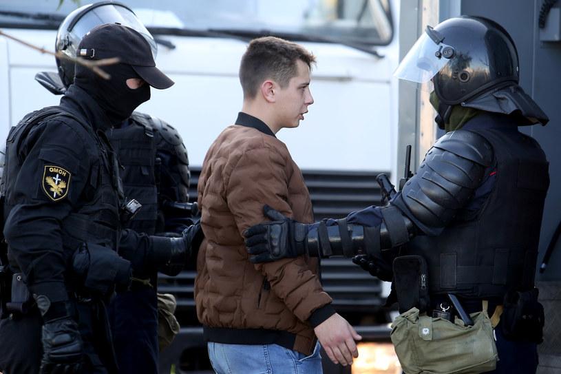 Niedziela (20 września) to kolejny dzień protestów na Białorusi /TUT.BY / AFP /AFP