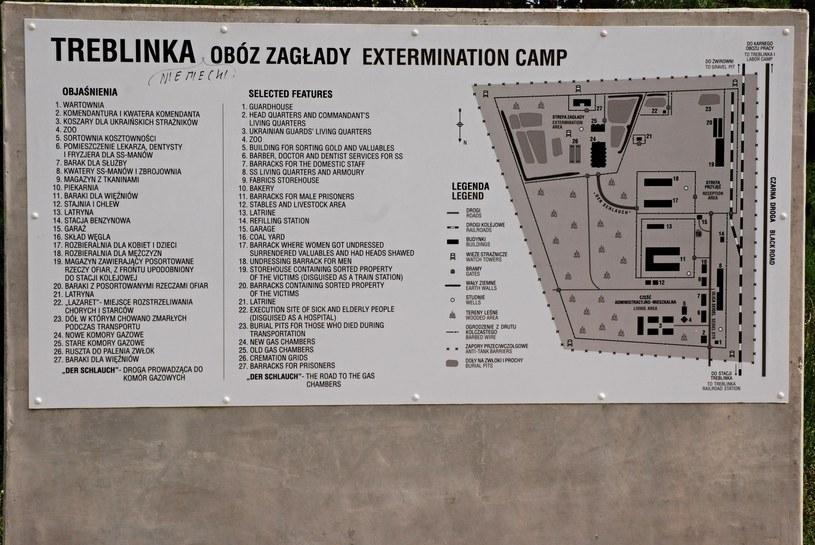 Niemiecki obóz zagłady w Treblince /Wieslaw M. Zielinsk /East News