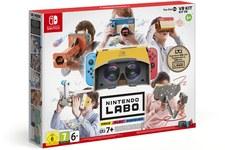 Nowy Nintendo Labo Kit przedstawia nowe doświadczenie gry VR
