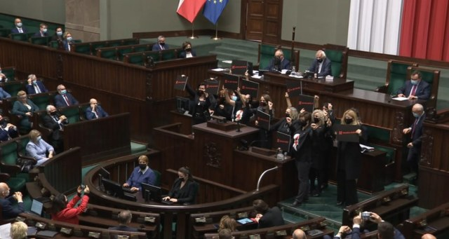 Obrady sejmu /sejm.gov.pl /