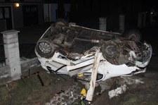Pijany 18-latek zostawił rannych kolegów i uciekł