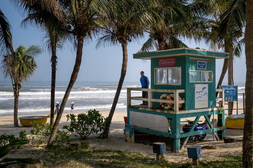Plaża w Danang /Linh Pham /Getty Images