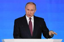 Putin wstrzymuje udział Rosji w układzie INF