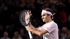 Roger Federer półfinałowym rywalem Novaka Djokovica w Paryżu