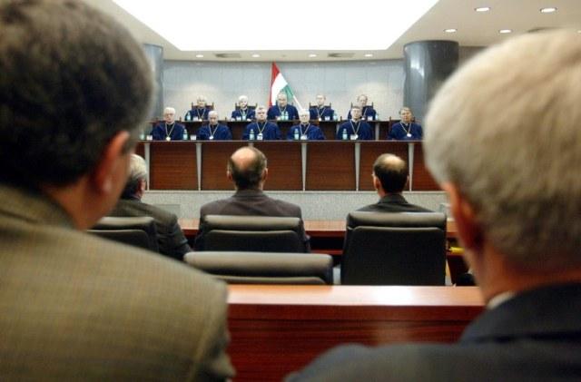 Węgierski Trybunał Konstytucyjny /AFP