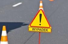 Wielkopolskie: Pięć osób rannych w wypadku na DW432 między Śremem a Lesznem