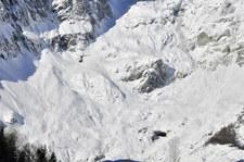 Włochy: Polak czwartą ofiarą lawiny w masywie Mont Blanc
