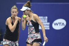 WTA Elite Trophy: Zwycięstwo deblistki Alicji Rosolskiej