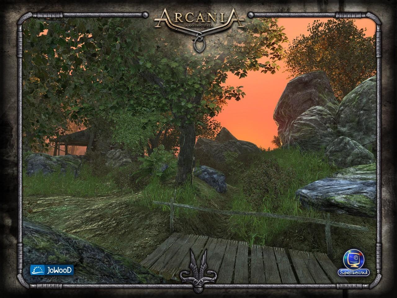Images ArcaniA Gothic 4