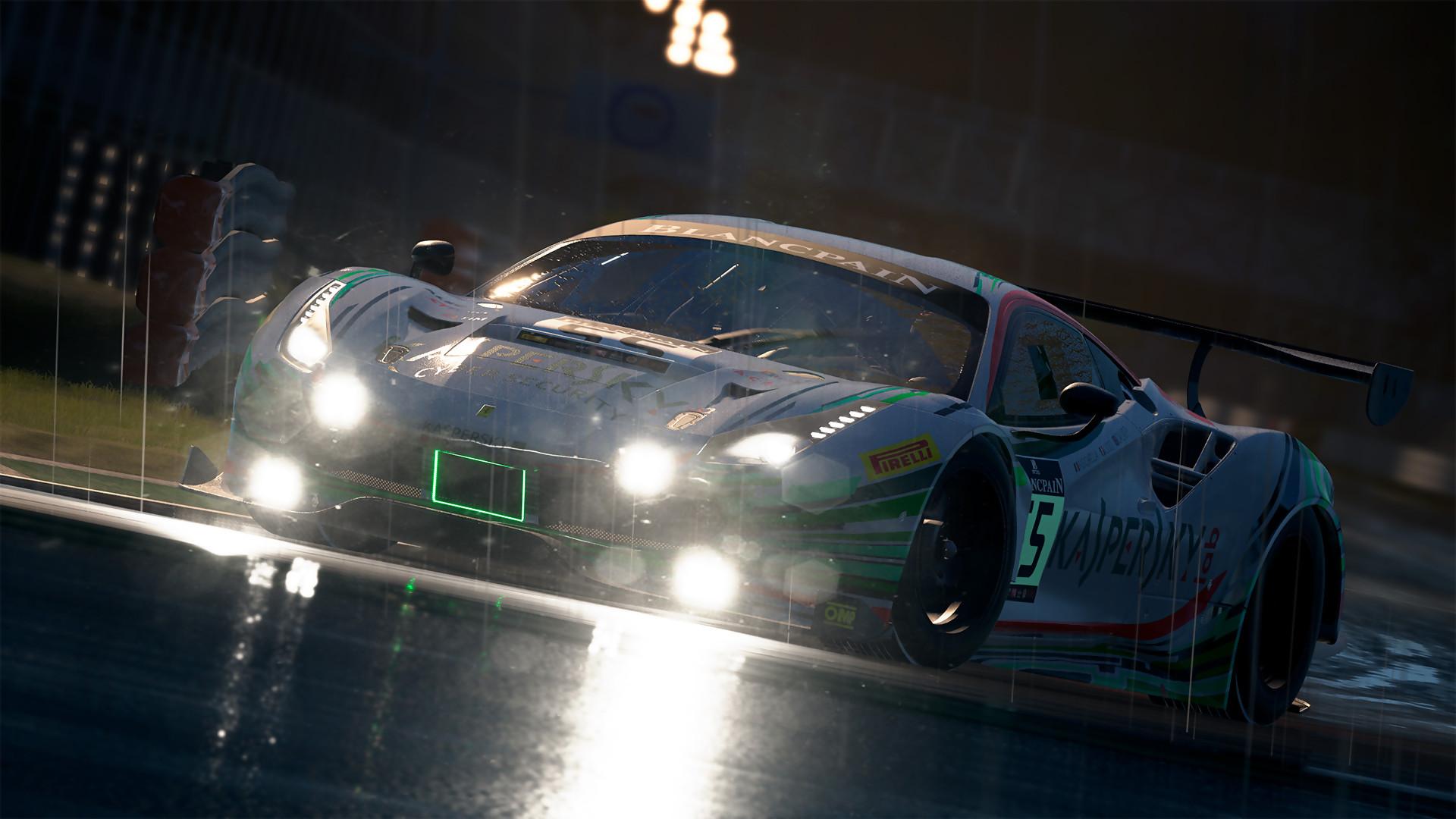 Assetto Corsa Competizione Un Trailer De Gameplay Et Des