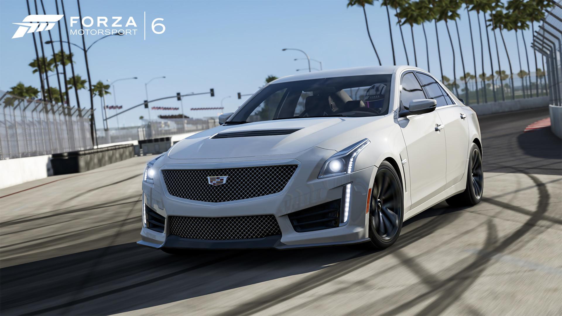 Images Forza Motorsport 6