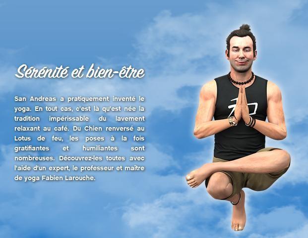 GTA 5 Des Positions De Yoga Bien Suggestives En Images