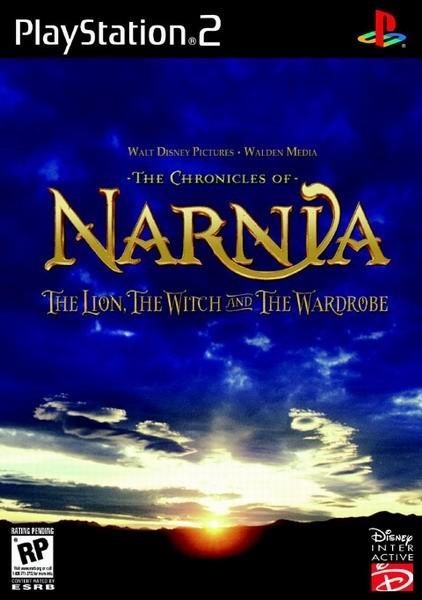 Jaquettes Le Monde De Narnia Chapitre 1 Le Lion La