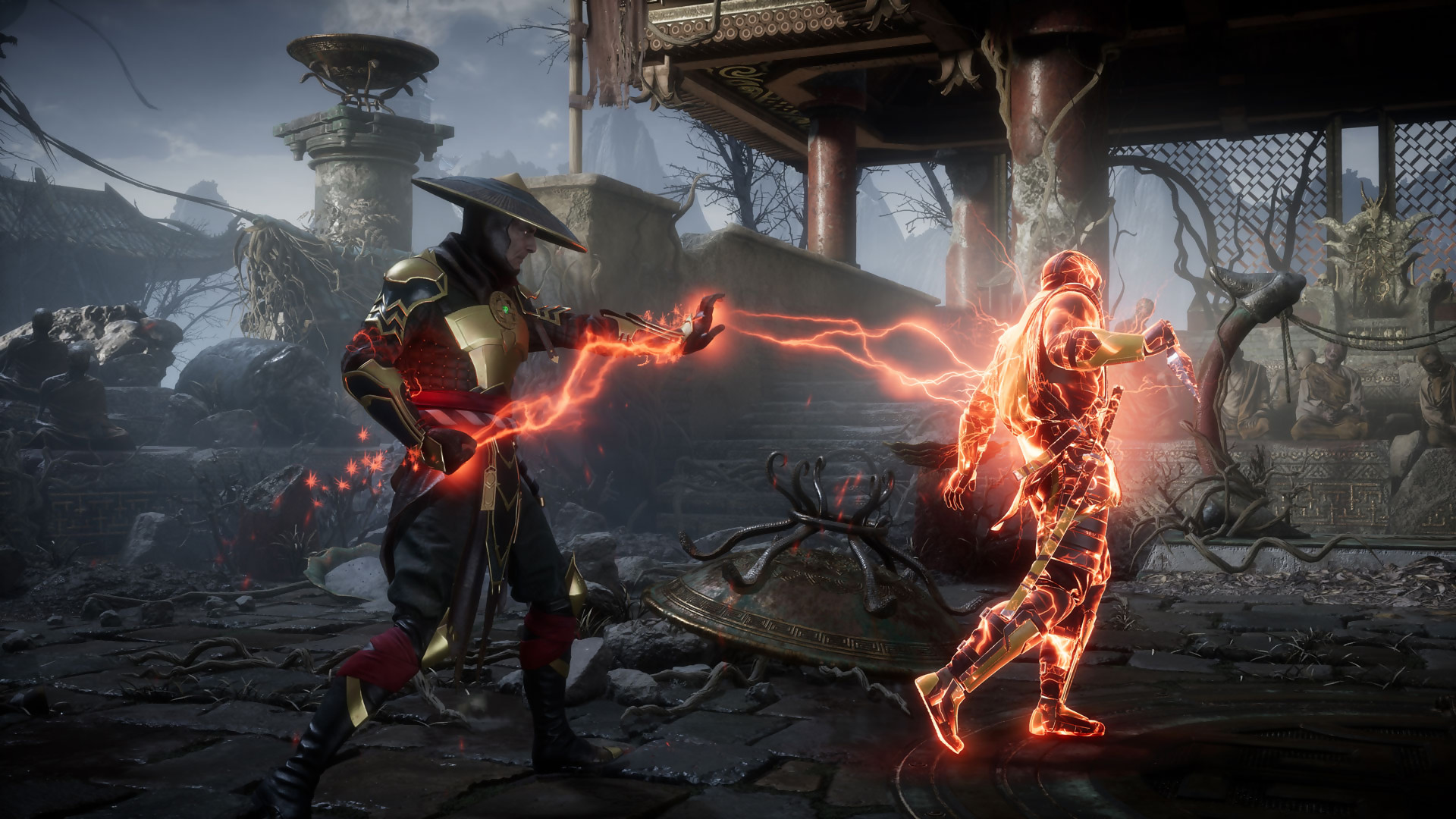 Mortal Kombat 11 Nouvelle Salve De Screenshots Sanglants