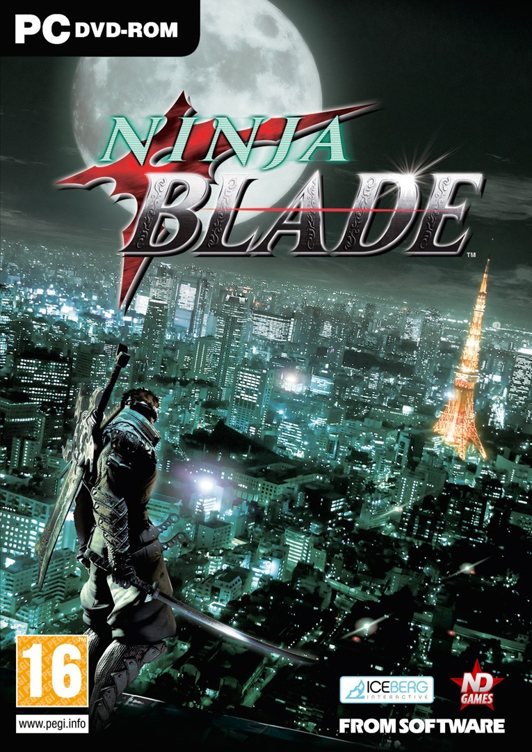 Ninja Blade Passe Gold Sur PC