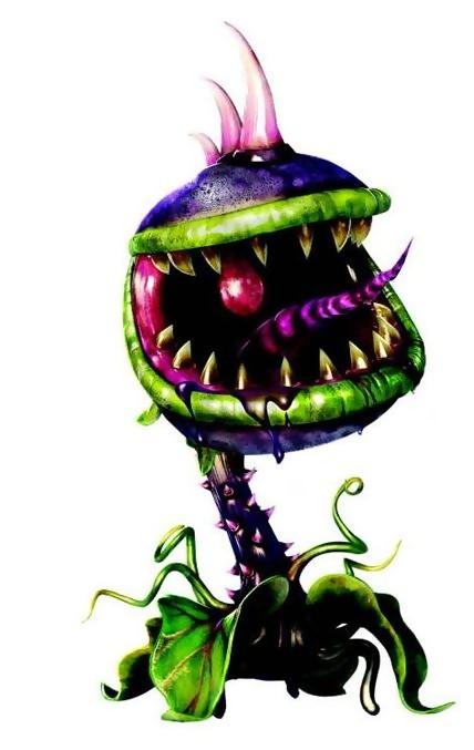 Characters Garden Zombies Warfare Plants Vs