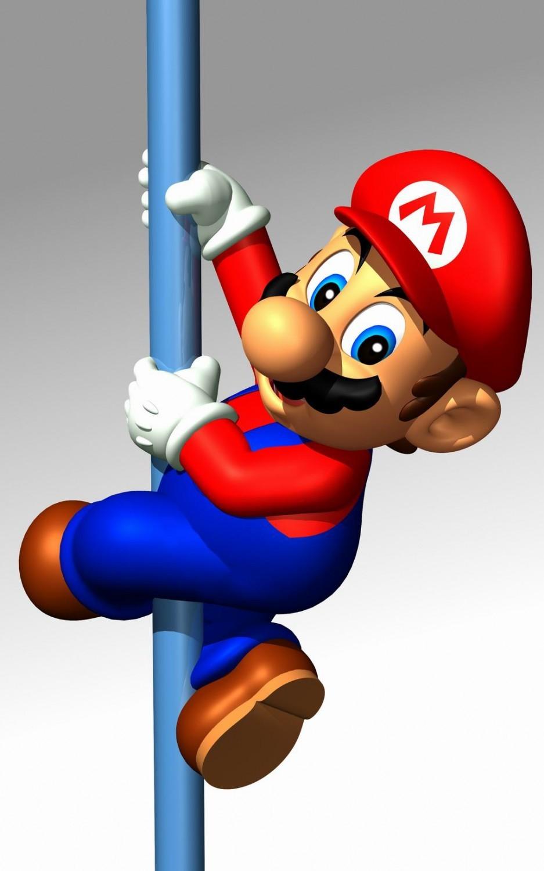 Artworks Super Mario 64 DS