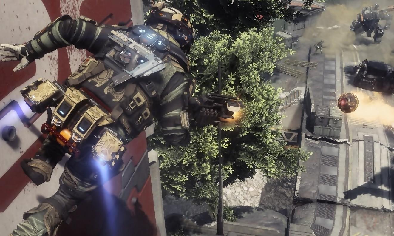 Titanfall 2 Une Bta Ouverte Sur PS4 Et Xbox One