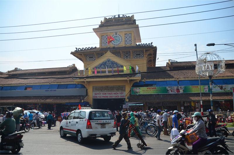 Vai trò của Chợ Lớn ngày nay là cực kỳ quan trọng trong nền kinh tế của Sài Gòn.