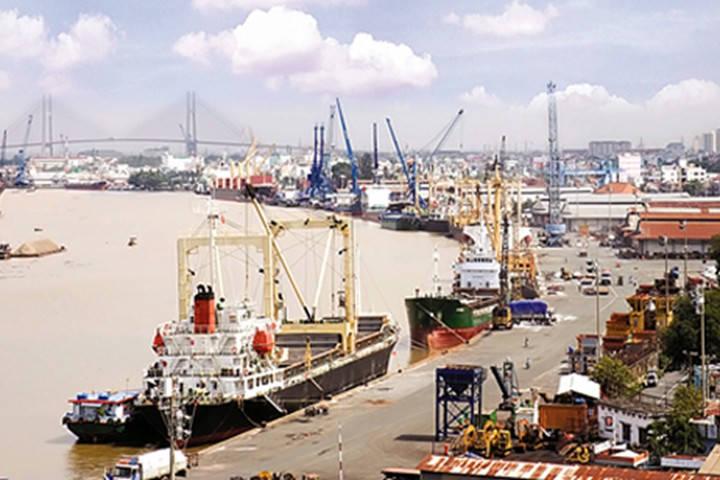 Cảng Sài Gòn hay Cảng thành phố Hồ Chí Minh ngày nay là một hệ thống các cảng biển tại Thành phố Hồ Chí Minh đóng vai trò là cửa ngõ của miền Nam