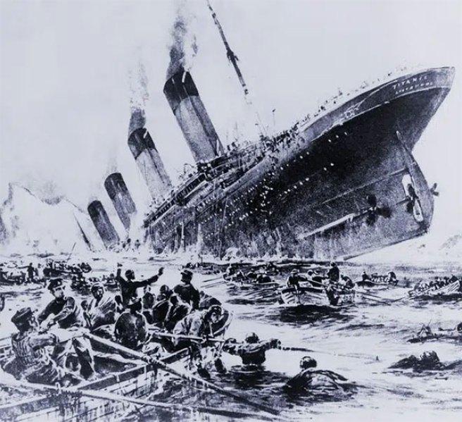 Violet đã ở trên con tàu Titanic huyền thoại