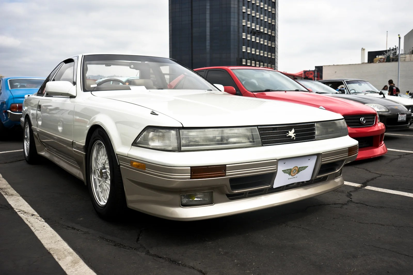 Toyota Soarer coupe