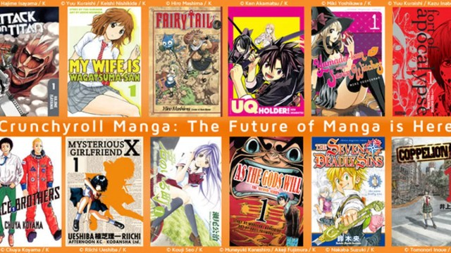 Best sites for reading manga online