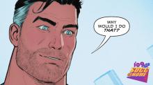 DC Comics teases Superman leaving Earth