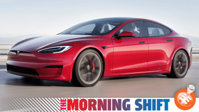 Tesla Is Trying To Stay A Step Ahead With The Model S Plaid