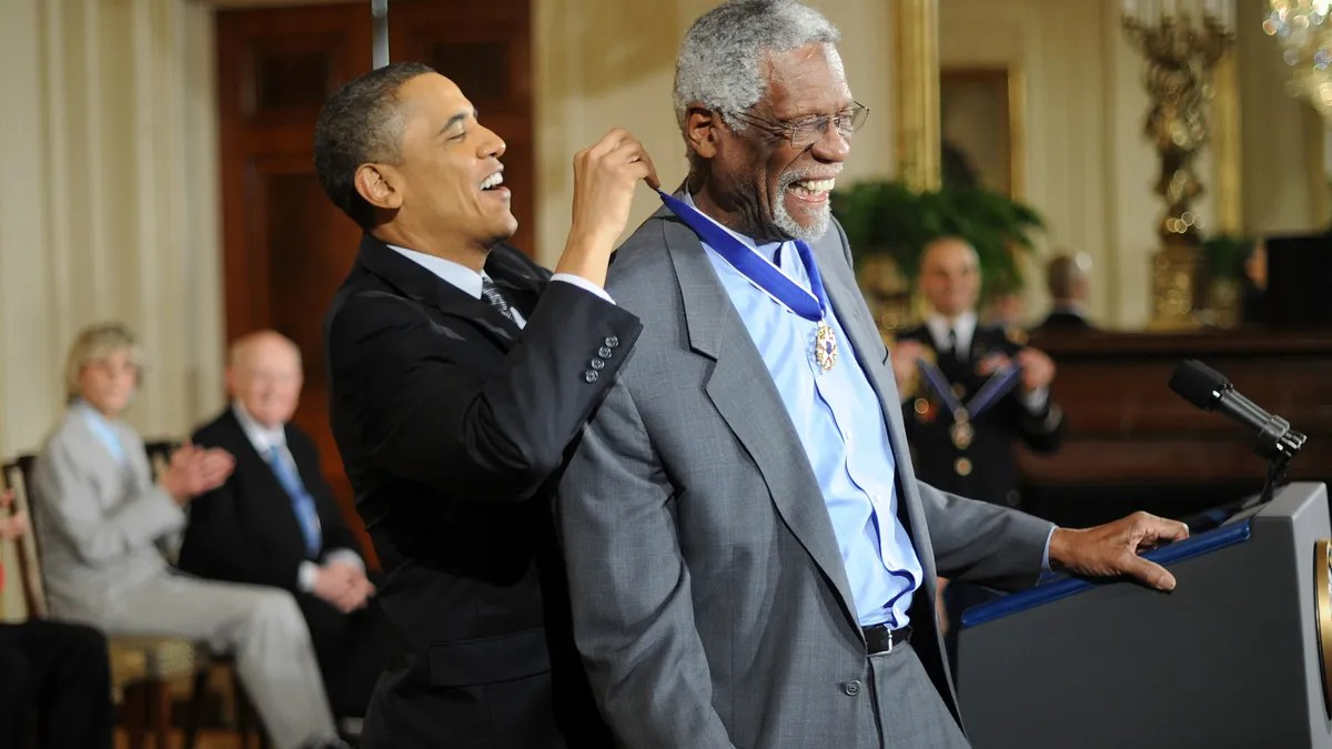 Photo of Bill Russell is an OG in Fight for Equality and He Just Rejected Trump's Nonsense