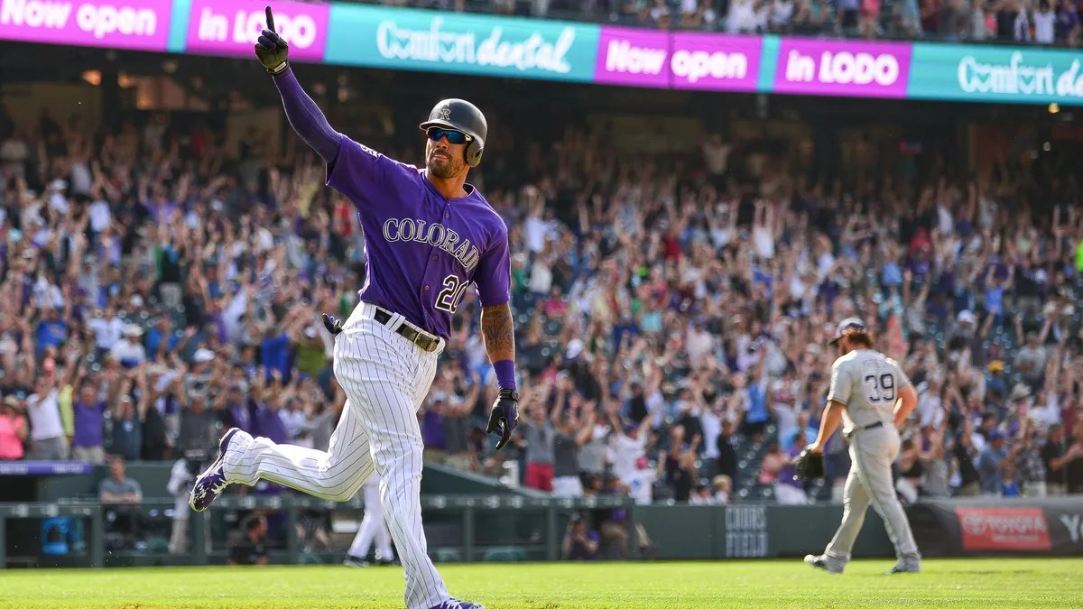 Photo of Ian Desmond, Baseball, and Living in Someone Else's Home