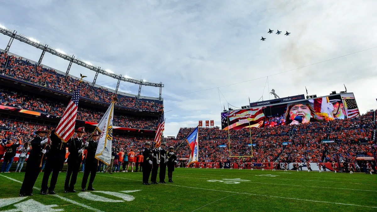 Photo of The NFL's Relationship with the Military is Even More Tenuous Now