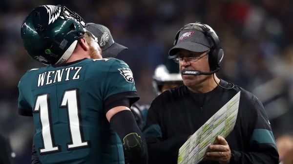 The Cowboys Bulldozed The Eagles Off The Field And Now Doug Pederson Has Some Explaining To Do