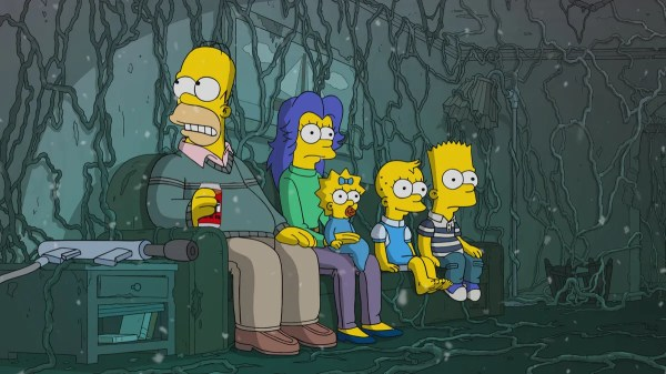 "The XXXth/666th ""Treehouse Of Horror"" is just The Simpsons"
