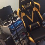 My Hideous Comfortable Gamer Chair Fills Me With