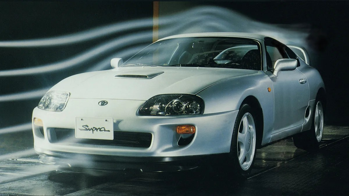 Read This To Understand Why The Toyota Supra Became A Legend