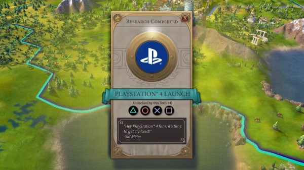 Civilization VI On PS4 And Xbox One Works, It