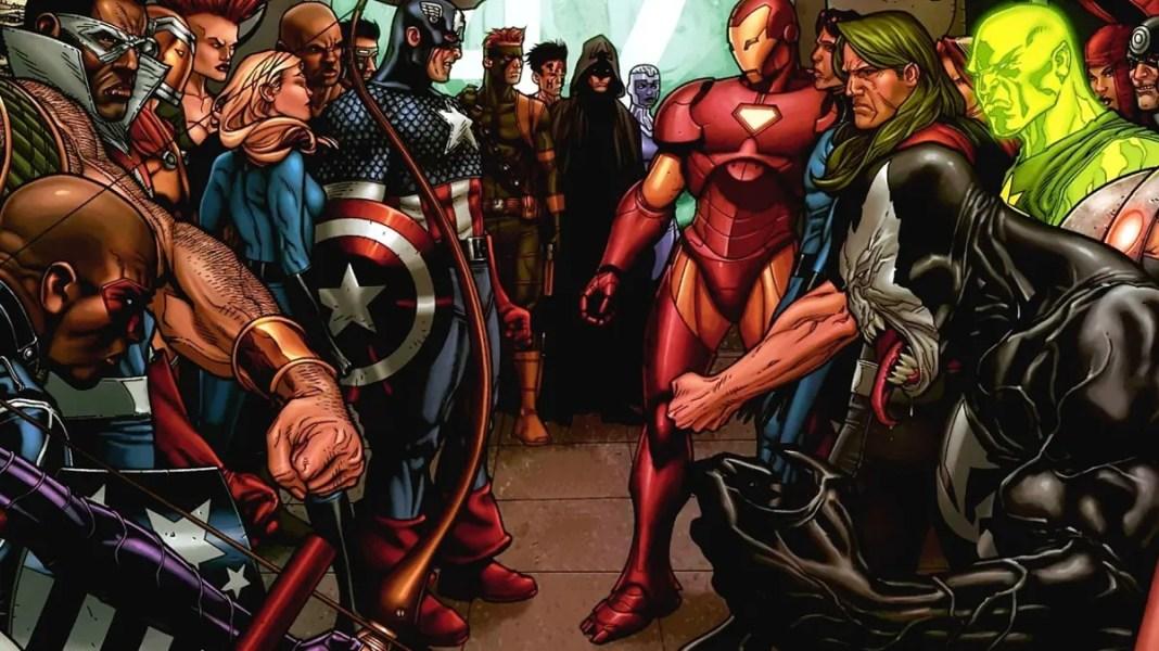 Todo lo que debes saber acerca de Civil War (el cómic) y sus ...