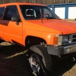 For 2 700 Orange You Glad You Could Buy This 1989 Toyota 4runner