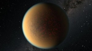 Having Lost Its Original Atmosphere, This Freaky Planet Now Grows New