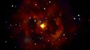 Main suspect in Dark Matter Could Escape From Neutron Stars