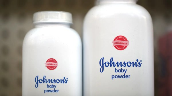 Johnson & Johnson Recalls Baby Powder Over Possible Asbestos Contamination
