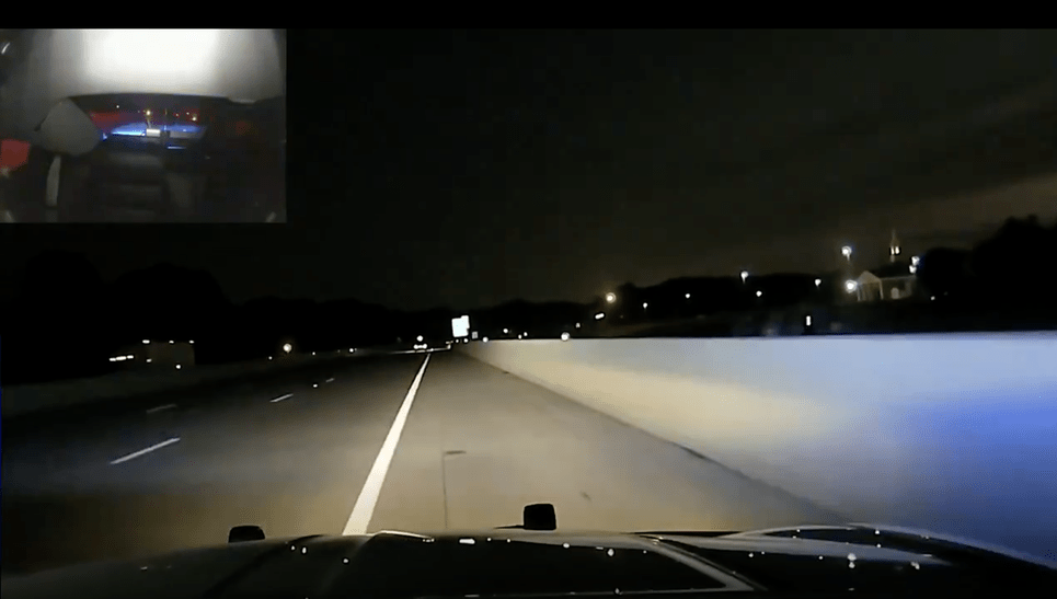 WATCH: Insane Video of Cop Flipping the Car Driven by a Pregnant Woman in Traffic Stop Gone Horribly Wrong