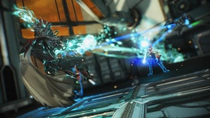 Warframe Players Will Be Able To Copy Their PC Account To Switch Kotaku Australia