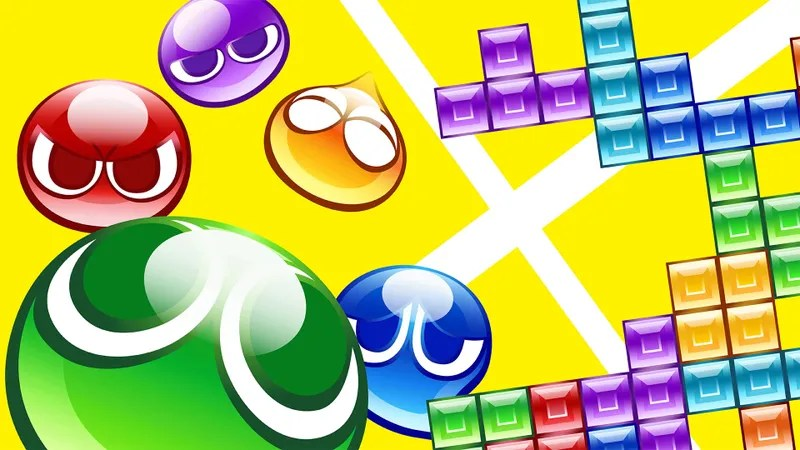 Man Puyo Puyo Tetris Is Wrecking Me