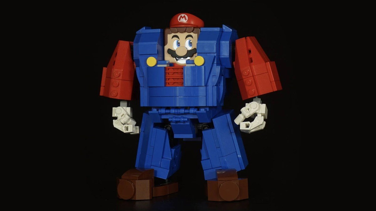 Nintendo Lego that everyone wants to have it